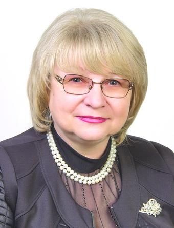 Гаврилова Нина Семеновна