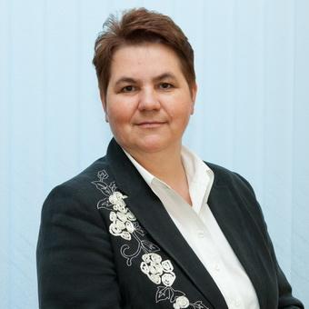 Геращенко Оксана Тимофеевна